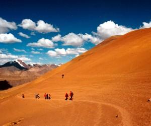 Chilca: Beste Reisezeit