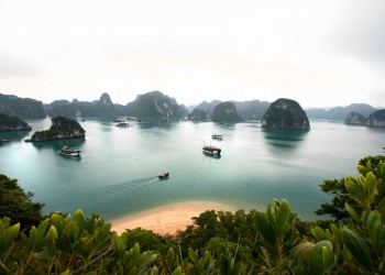 Vịnh Hạ Long (Bucht von Hạ Long)