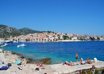 Kroatische Inseln (Hvar, Brac, Mljet ...)