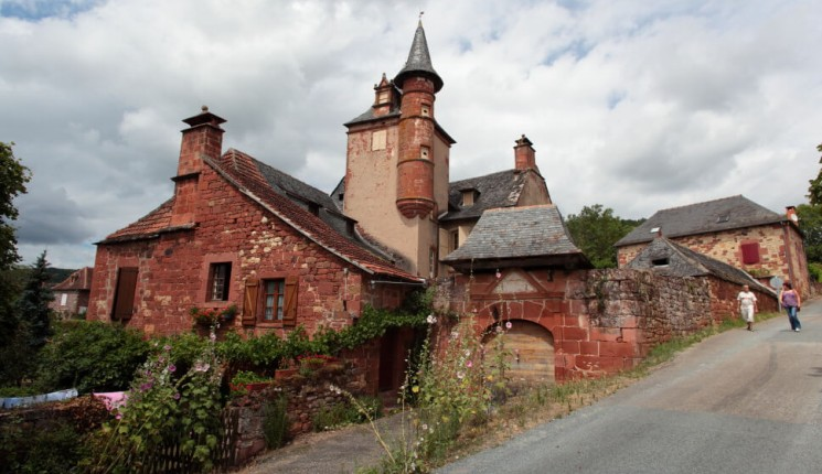 Limousin: collonges la rouge01