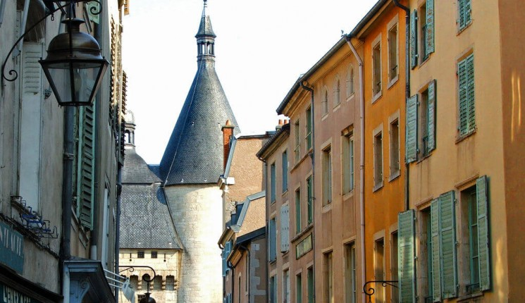 Lothringen: Nancy - Ville vieille