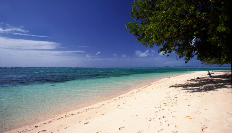 Mikronesien: The Marshall Islands - Majuro - Laura Beach #4