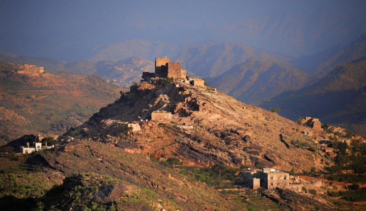 Jemen: Haraz Mountains, Yemen