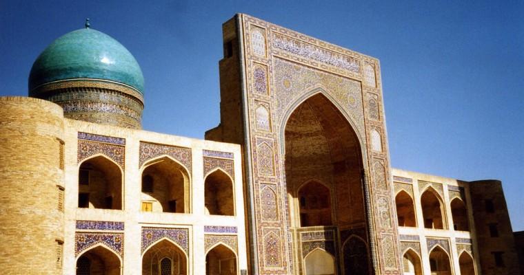 Zentralasien und Südasien