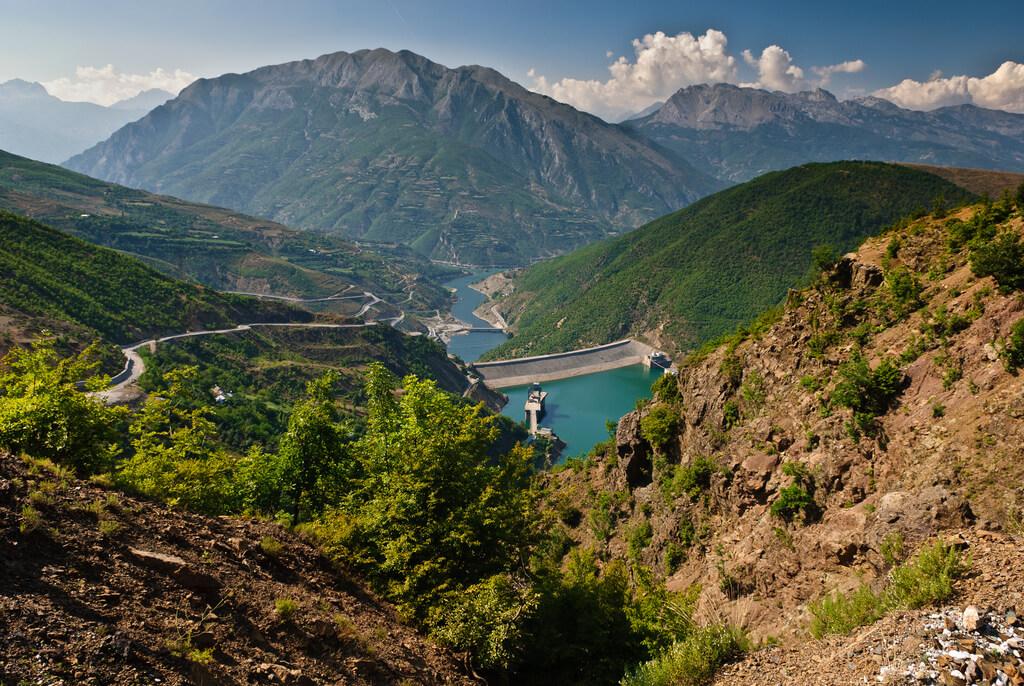 Albanien Wetter
