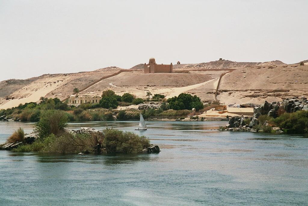Temperatur ägypten Juni