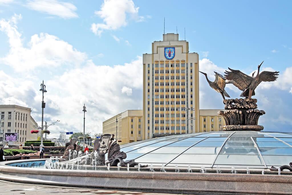 wetter in weißrussland