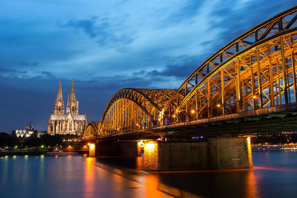 Temperatur Köln