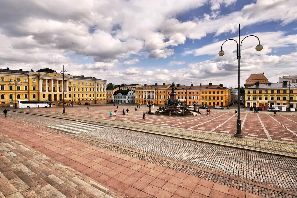 Helsinki Wetter