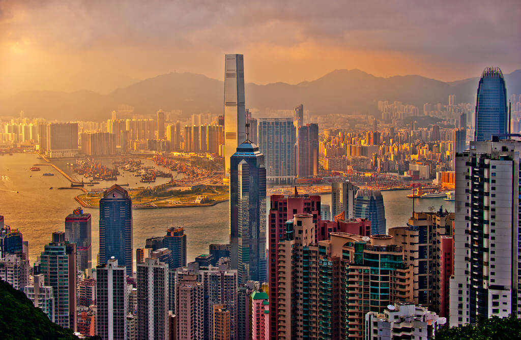 Hong Kong Wetter