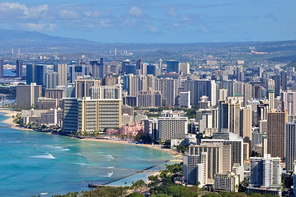 Wetter Honolulu