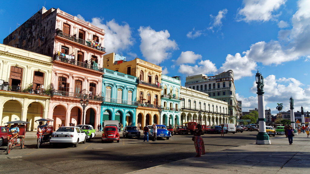 Wetter Havanna