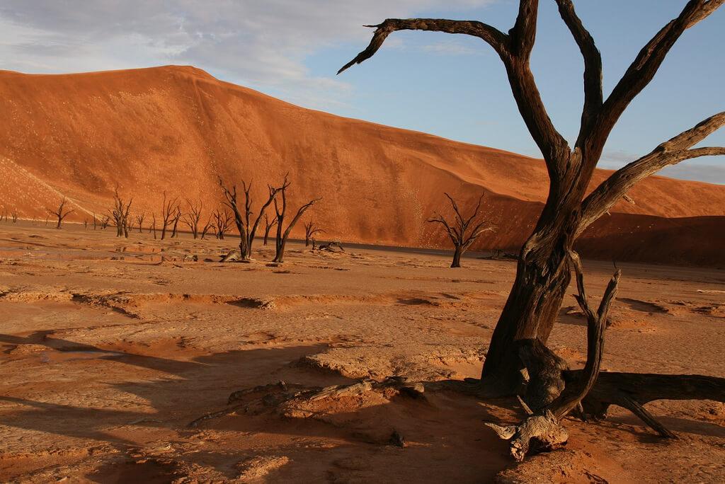 Namibia Wetter