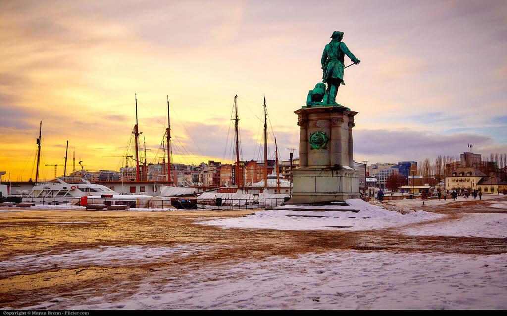 Oslo Wetter