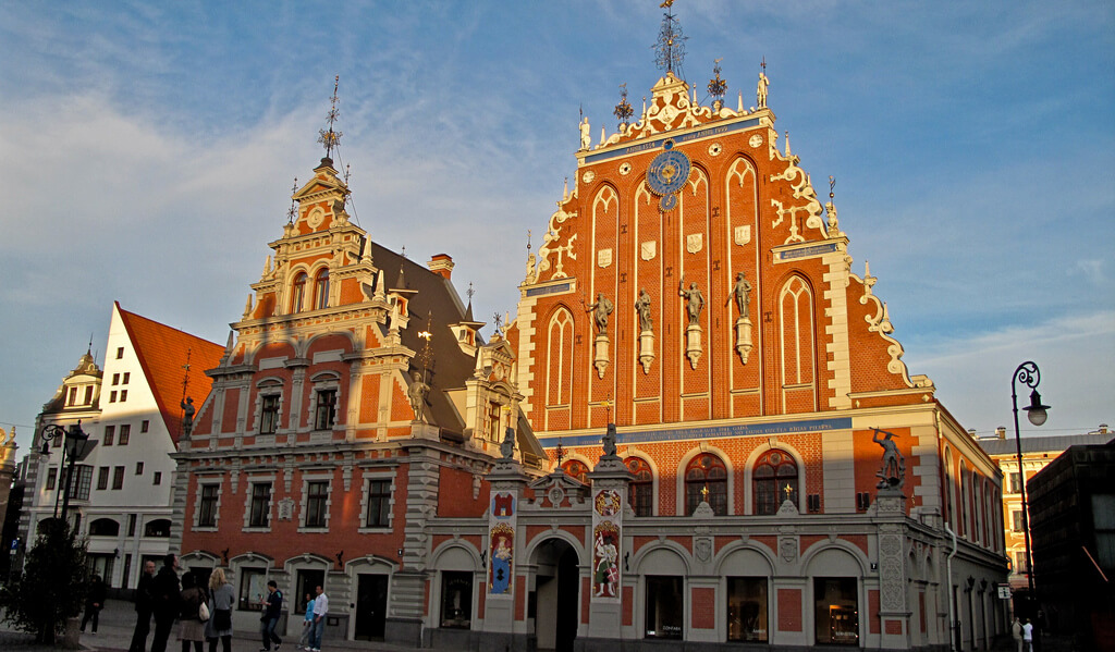 Wetter Riga