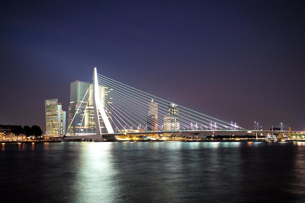 Das Wetter In Rotterdam