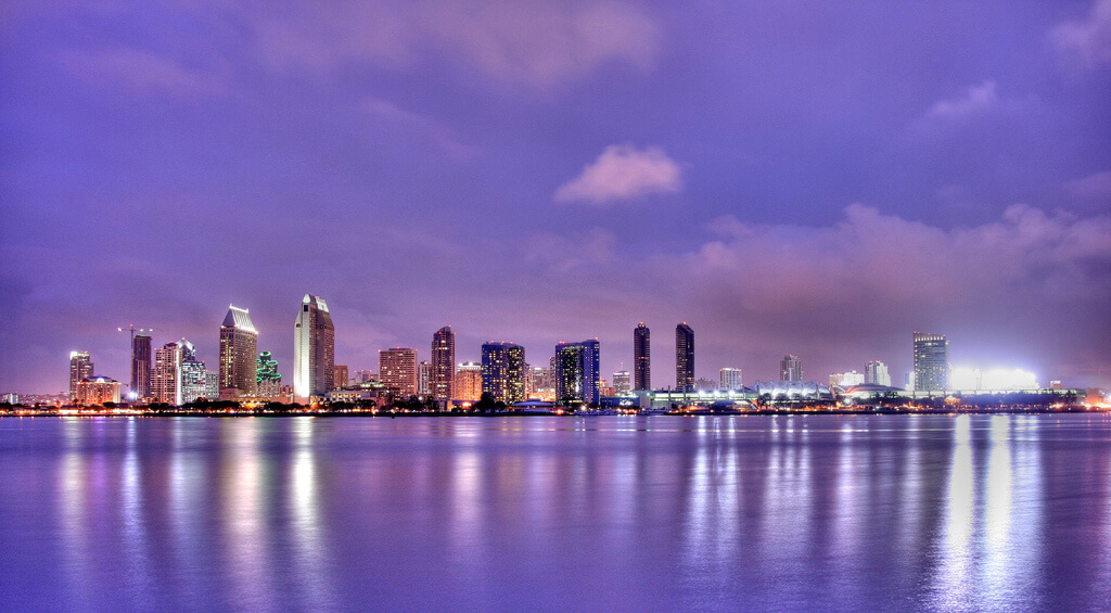 Wetter San Diego