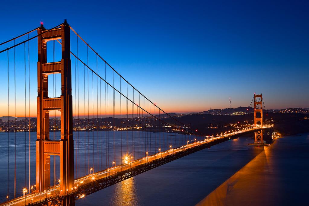 San Francisco Wetter