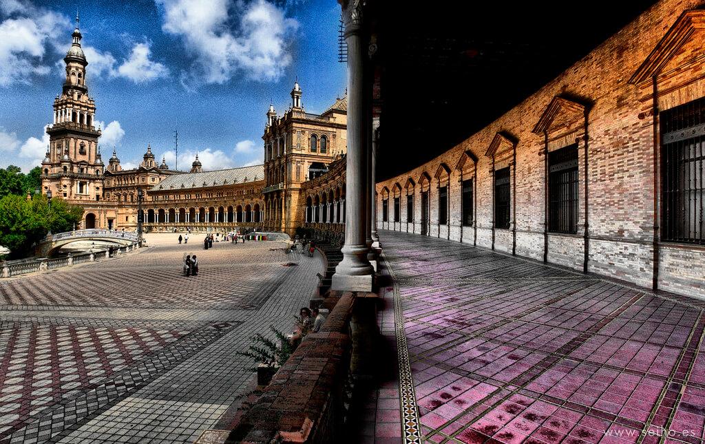 Wetter Sevilla März