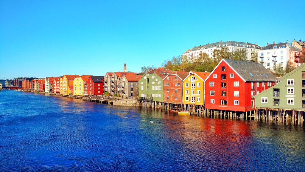Trondheim Wetter
