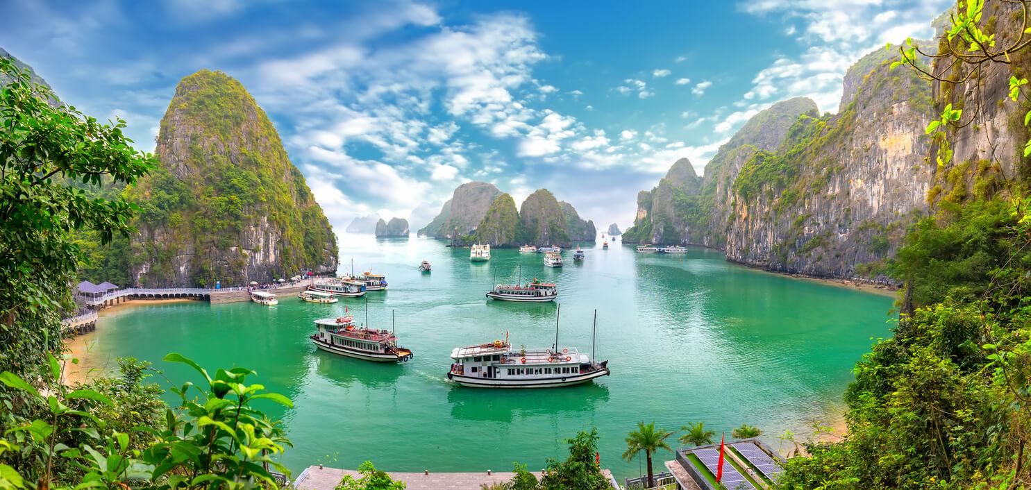 Vietnam Im Juli